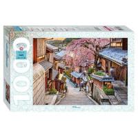 Пазл 1000 Япония. Улица в Киото 79146 Степ /9/