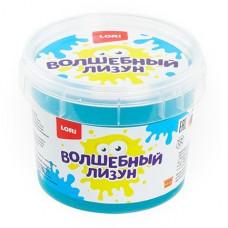 Волшебный лизун Голубой с ароматом тутти-фрутти 120мл. Лз-007 LORI