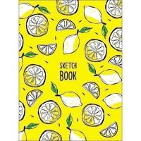 Скетчбук А5 466-5-303-51615-1 Лимоны