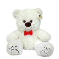 Медведь Валентин 50 см молочный МВН-50м