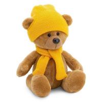 Медведь Топтыжкин коричневый: шапка/шарф MA1995/17