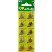 Элемент питания 1457 GP A76(LR44)/G13  BL10 /цена за 1 шт  /
