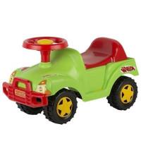 Автомобиль Каталка зеленый У431/1