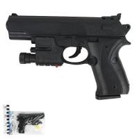 Пистолет пневм. 6540 лазерный прицел