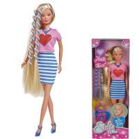 Штеффи Кукла с аксессуарами для волос 29 см 5733046