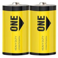 Элемент питания  688041 Smartbuy ONE R20 2S SOBZ-D02S-ECO / цена за 1 шт /