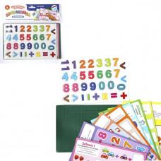 Игра Арифметика магнитная с заданиями 04029