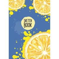 Скетчбук А5 460-7-978-06881-8 Лимон