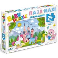Пазл 24 Для Малышей.Волшебный замок 05776 Origami
