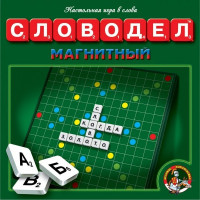 Игра Словодел магнитный 01348