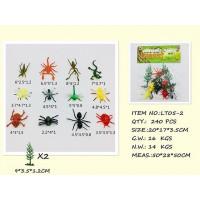 Набор насекомых 05-2LT в пак.