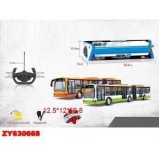 Автобус р/у 666-676А аккум. заряд, в кор.