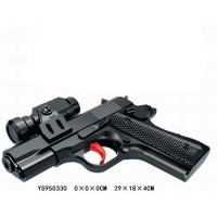 Пистолет 4-1М трещетка в пак.