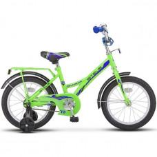 """Велосипед 2-х 14"""" Talisman зеленый Z010 /STELS/"""