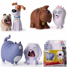 Secret Life of Pets Фигурки героев 2 шт виниловые 72816