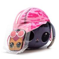 LOL Плюшевая сумочка-антистресс с сюрпризом внутри.Игрушка-антистресс. браслет.шармик LLD15300/RU РА