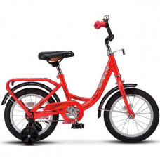 "Велосипед 2-х 14"" Flyte красный Z011 /STELS/"