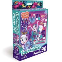 Энчантималс Пазл 90 Things Wild+ магнитик 03550 Origami