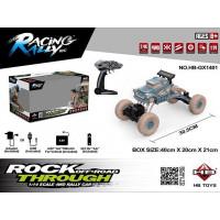 Джип р/у 1401GX-HB/1403GX Racing Rally аккум, USB, в кор.