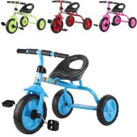 Велосипед 3-х Чижик микс пластик. колеса 10/8 CH-B3-02MX