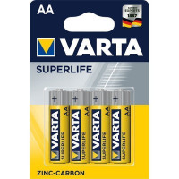 Элемент питания 15657 Varta 2006.101.414 SuperLife R6/316 BL4 / цена за 1 шт /