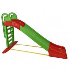 Горка большая 014550/1 зеленый/красный
