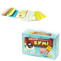 Игра МОЗГОБУМ.Для развития памяти и внимания с карточками Р3371