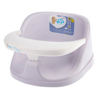 Сиденье для купания детей GUARDIAN серо-сиреневый пастельный LA1790CPH