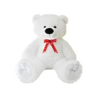 Медведь Алиса 90см Белый МАЛ-90б