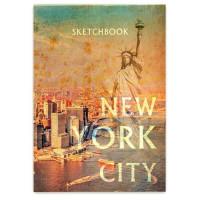 Скетчбук 4665305403831 New York А5 48л