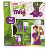 Лизун Слайм Тайм набор Зомби Т16624