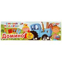 Домино Синий трактор 3 в 1 4690590233122