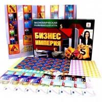 Игра Бизнес империя экономическая Р2244