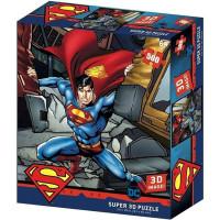 Пазл 3D 500 дет. Сила Супермена 32523