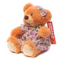 Медведь в платье малый 45х25х18см См-707-5