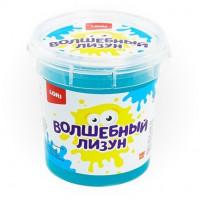 Волшебный лизун Голубой с ароматом тутти-фрутти 150мл. Лз-003 LORI