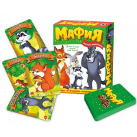 Игра Мафия.Лесной переполох детская 03723