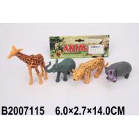 Набор животных 997 Сафари в кор.