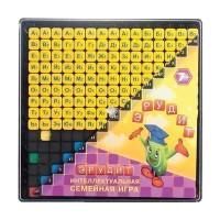 Игра настольная Эрудит желтые фишки 10013