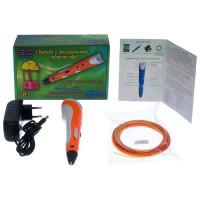 Набор ДТ Ручка 3D детская красная 1CSC20004614