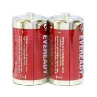 Элемент питания 2862 Eveready R14/343 б/б 2S / цена за 1 шт /