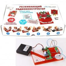 Радиоконструктор Роботология Первые шаги в схемотехнике 1115