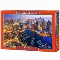 Пазл 1000 Дубай ночью С-103256 Castor Land