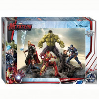 Пазл 120 Marvel Мстители-2 75135 Степ /64/