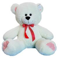 Медведь Патрик 80 см молочный МПК-80м