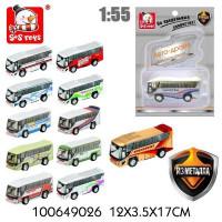 Модель 100649026 Автобус с ассорт. 1:55