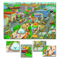Игра Рассказы по картинкам. В городе С-951