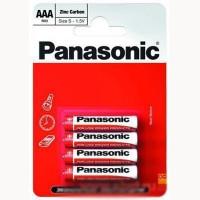 Элемент питания 13319 Panasonic Zinc Carbon R03/286 BL4 / цена за 1 шт /