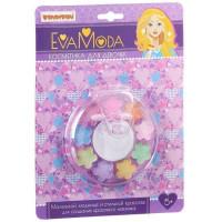 Набор косметики Eva Moda Диск с тенями 70577I4 Bondibon