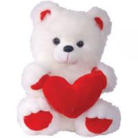 Медведь с сердцем средн. 3329АV/БЕЛ